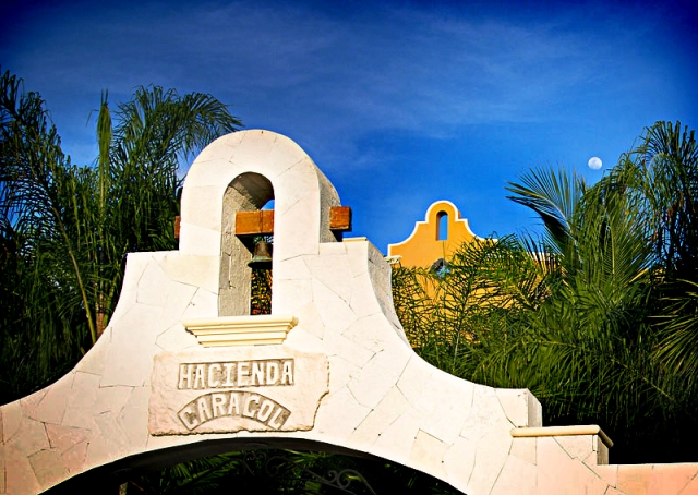 Hacienda Caracol, Soliman Bay